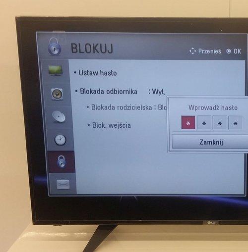 LG 43LH500T / fot. tvManiaK