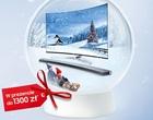 Odbierz do 1300 zł zwrotu za zakup telewizora lub soundbara Samsung