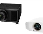Sony prezentuje dwa projektory do kina domowego 4K HDR