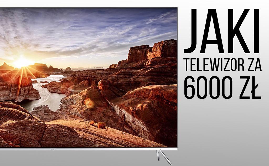 telewizor za 6000