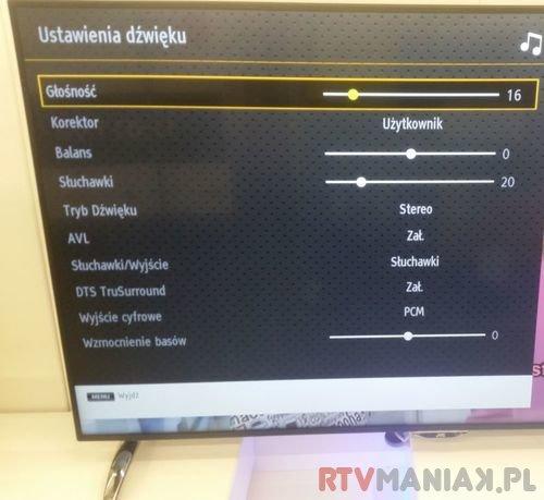 JVC LT-65VU83B / fot rtvManiaK