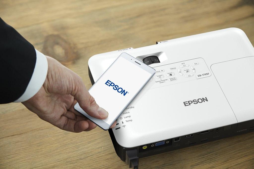 Nowa linia projektorów Epson