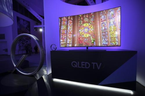 Samsung QLED Q9 / fot, Samsung