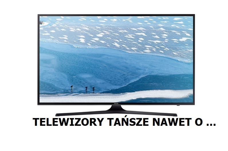 Telewizory promocje