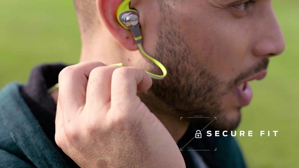 Nowa, ulepszona seria słuchawek sportowych Monster iSport / fot. YouTube