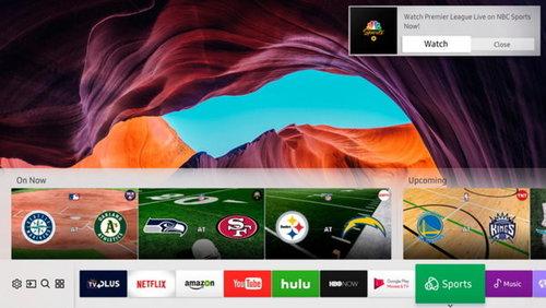 Smart TV / fot. Samsung