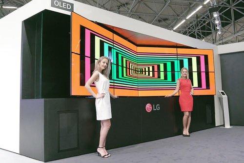 Zginane TV fot. LG