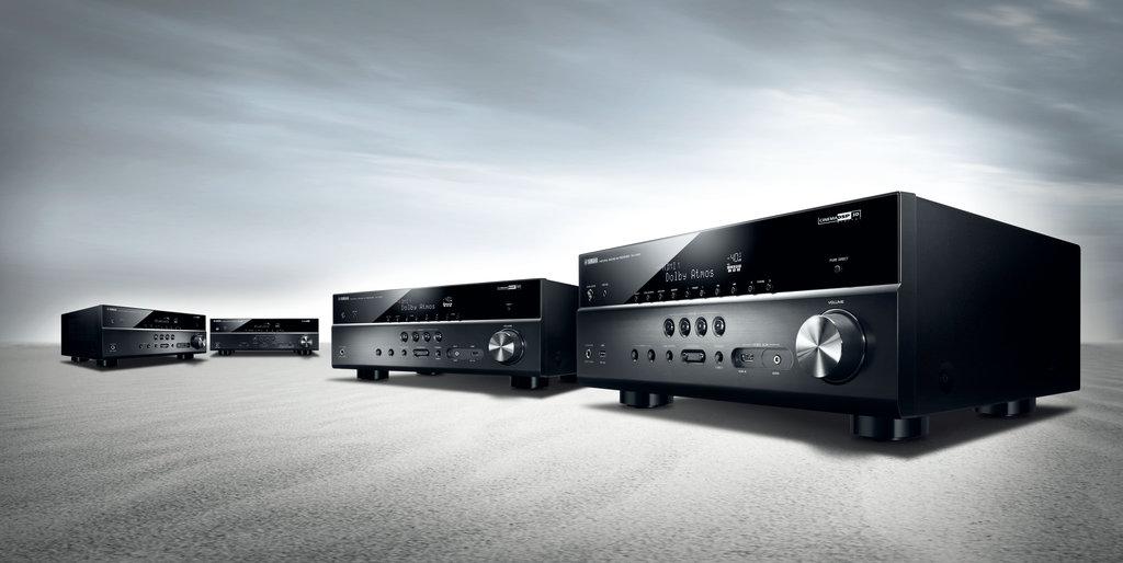 Nowe amplitunery Yamaha w drodze do Polski