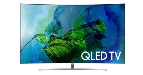 Samsung QLED Q8 / fot. Samsung