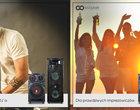 Sound Club Master oraz Hero: zestaw imprezowicza od Goclever