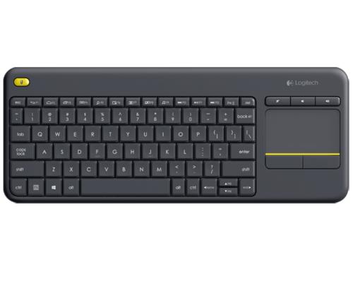 Logitech Wireless Touch Keyboard K400 Plus / fot. Logitech