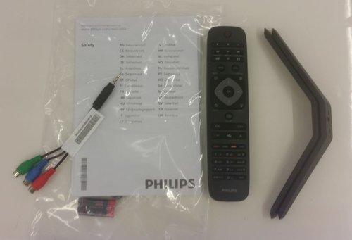 Philips 43PFT4001 / fot. rtvManiaK