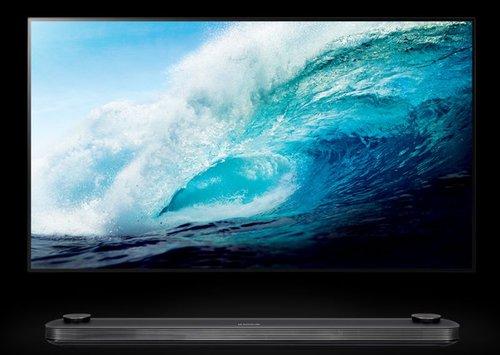 LG OLED W7V / fot. LG