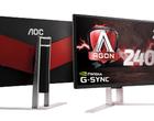 AOC AG251FZ: monitor gamingowy z odświeżaniem 240 Hz i G-SYNC