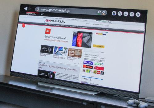 LG OLED65E7V / fot. rtvManiaK.pl