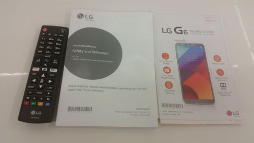 LG 60UJ6307 / fot. rtvManiaK