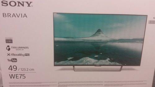 Sony KDL-49WE750 / fot. rtvManiaK