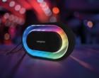 Creative Halo: mobilny głośnik Bluetooth świecący w rytm muzyki