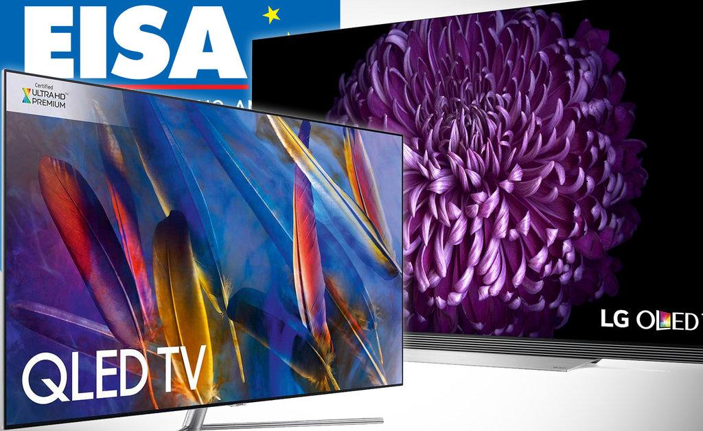 Najlepsze telewizory EISA 2017-2018