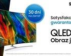 Testuj Samsung QLED TV przez 30 dni i zatrzymaj bądź zwróć!