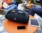 JBL Boombox: przenośny głośnik Bluetooth. Mały, ale wariat
