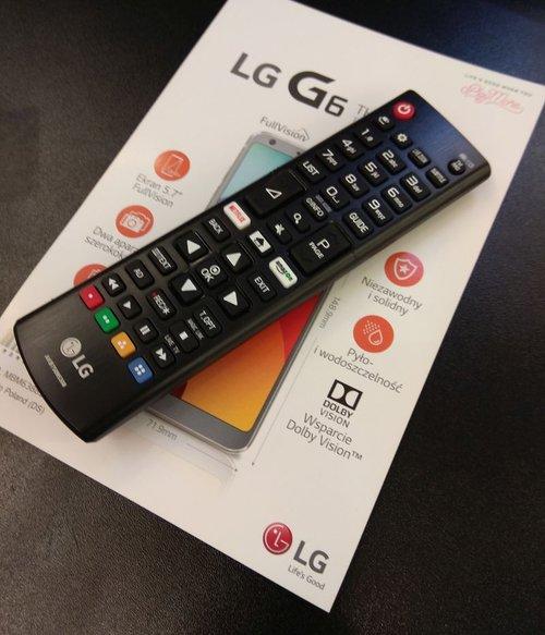 LG 55UJ6517 / fot. rtvManiaK