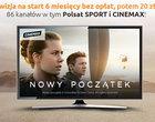 Cyfrowy Polsat - zmiany w ofercie, nowe pakiety, 6 miesięcy bez opłat