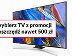 Telewizory w x-kom: teraz do 500 zł taniej!