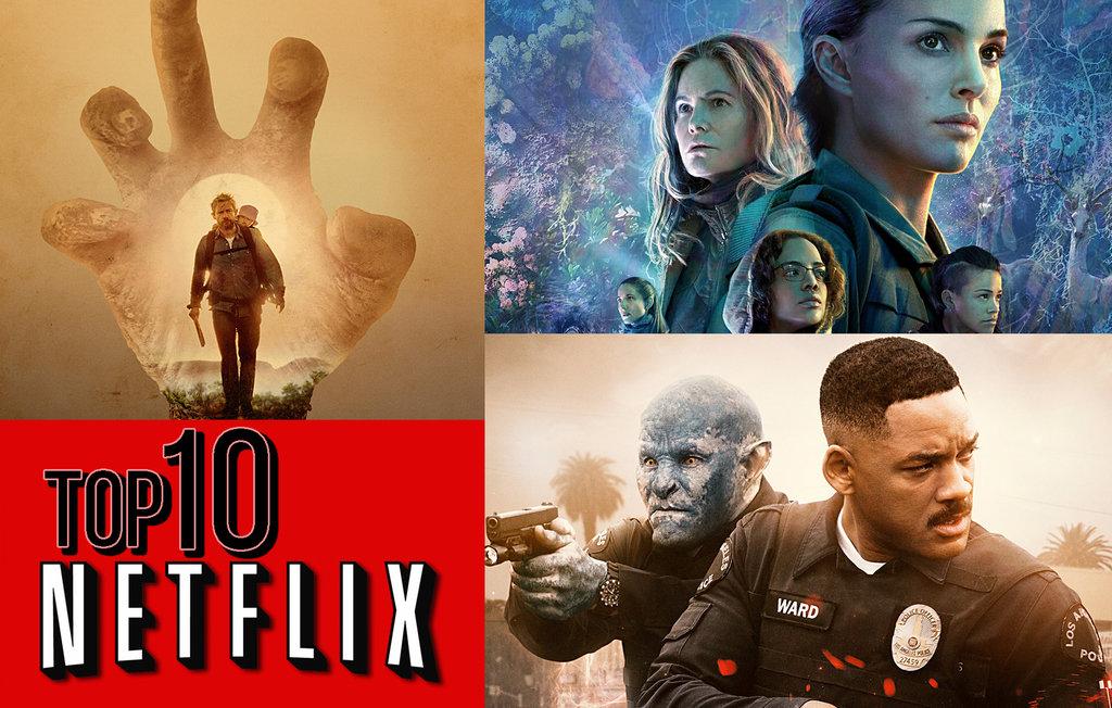 Netflix top10 filmy