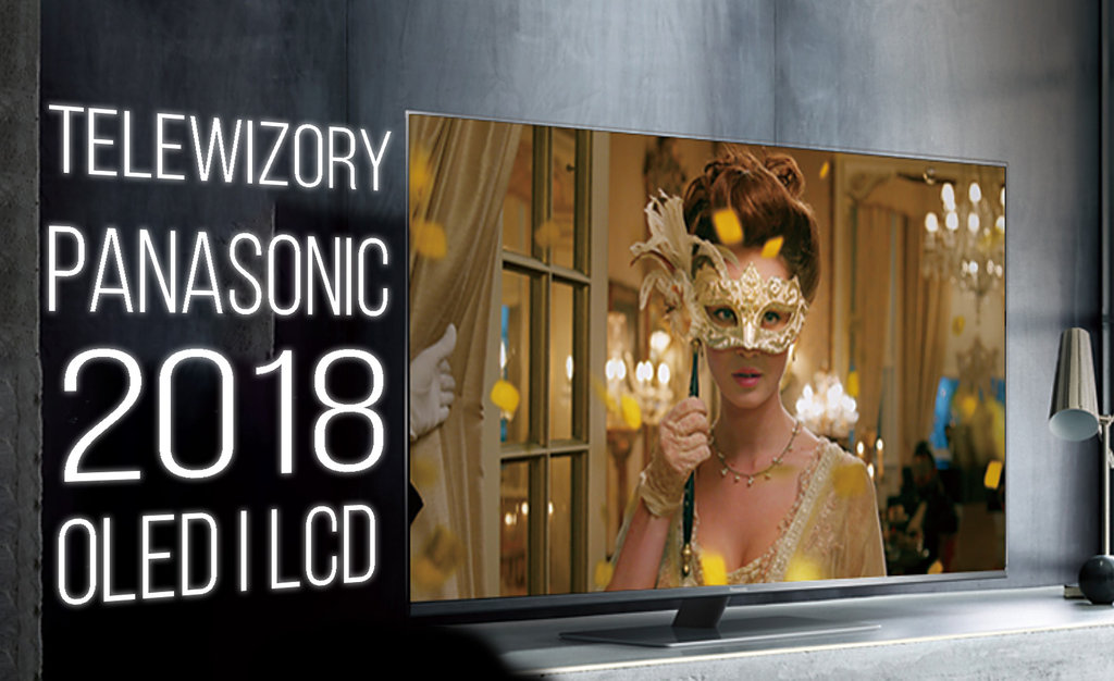 Panasonic 2018 telewizory