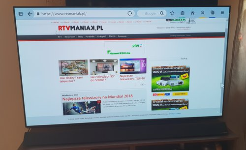 Panasonic FZ950E / fot. rtvManiaK.pl