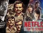 Najlepsze seriale na Netflix. TOP-10 (2018)
