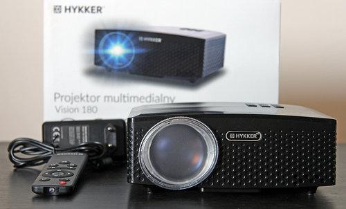 HYKKER Vision 180 / fot. techManiaK.pl