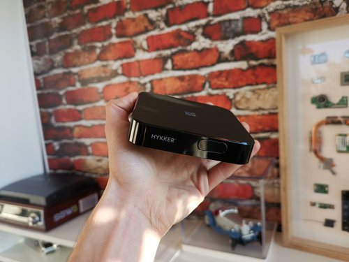 HYKKER Smart Box Android Tv