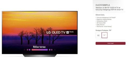 LG OLED 55B8 1