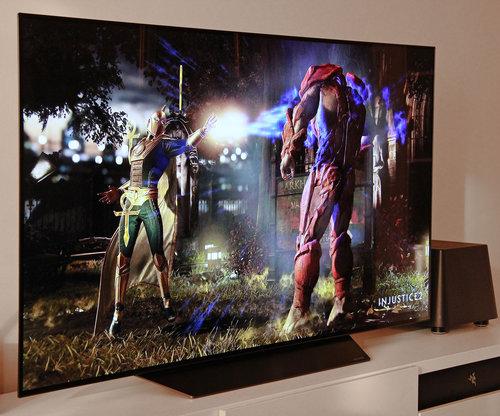 LG OLED 55B8 / fot. techManiaK.pl