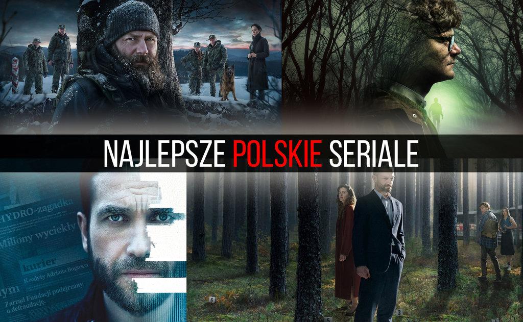 Najlepsze polskie seriale