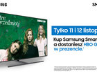 Telewizory Samsung Smart TV z HBO GO w prezencie