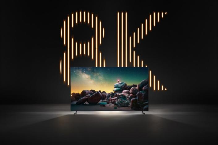 Samsung QLED 8K / fot. mat. promocyjne