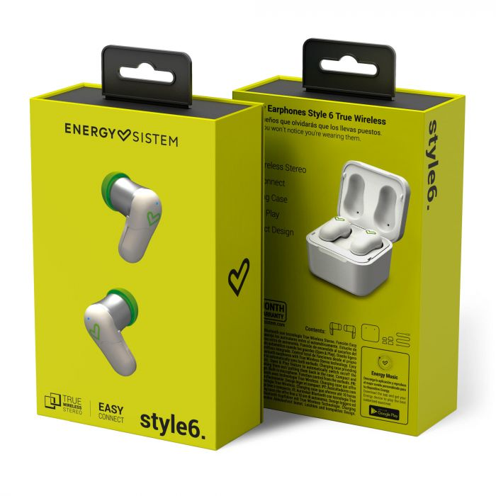 Energy Eearphones Style 6: opakowanie / fot. Energy Sistem
