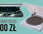 Jaki gramofon pod AUX do 500 zł?
