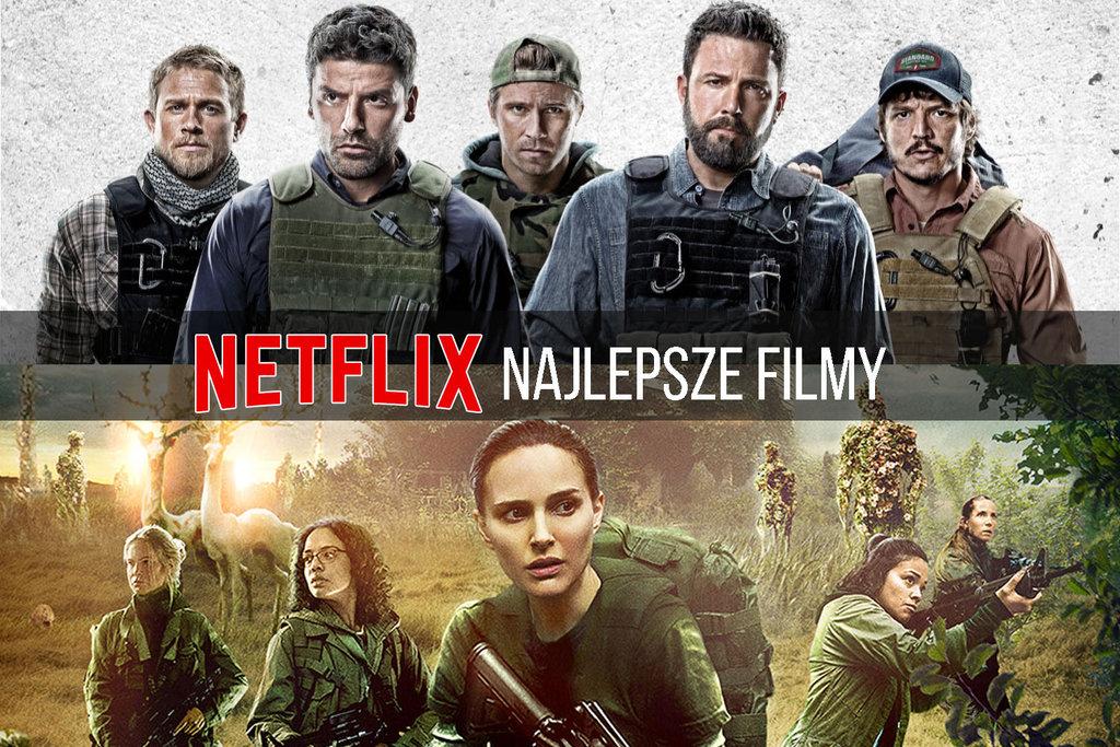 TOP filmy netflix 2019