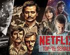 Najlepsze seriale na Netflix. TOP-15 (2018)