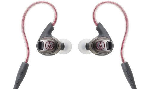 Audio-Technica ATH-SPORT3 Czerwony / fot. Audio Technica