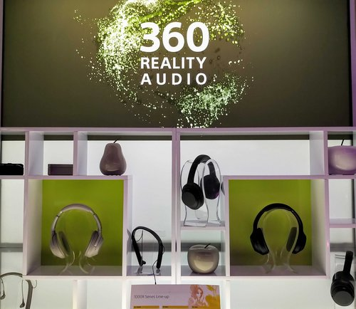 Sony Reality Audio 360 / fot. Sony