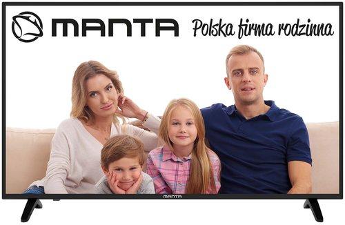 Manta 50LUA28L / fot. Manta