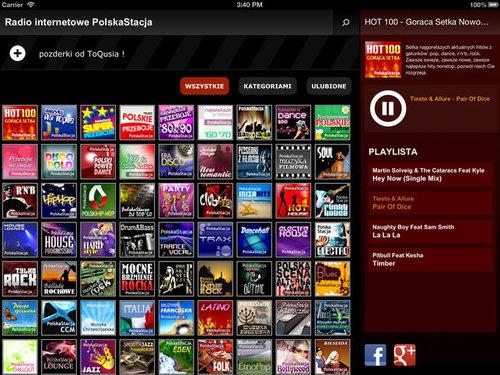 PolskaStacja: aplikacja na Apple / fot. PolskaStacja