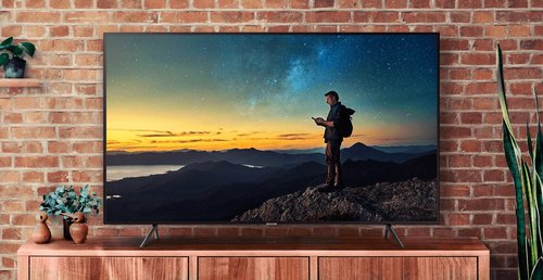 Samsung UE49NU7172 / fot. Samsung