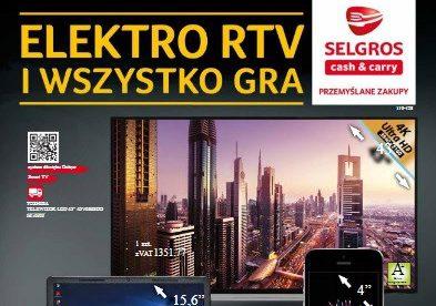 Selgros oferta elektro 28.02-13.03.3018 / fot. Selgros