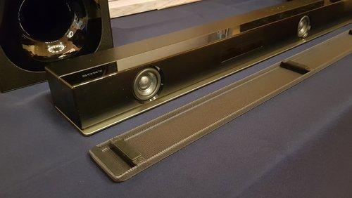 Sony HT-ZF9 na CES / fot. Sony